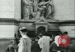 Image of Religious procession Croatia, 1942, second 35 stock footage video 65675020630