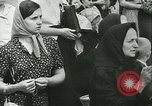 Image of Religious procession Croatia, 1942, second 37 stock footage video 65675020630