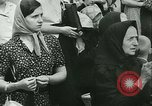 Image of Religious procession Croatia, 1942, second 38 stock footage video 65675020630