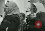 Image of Religious procession Croatia, 1942, second 39 stock footage video 65675020630