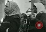 Image of Religious procession Croatia, 1942, second 40 stock footage video 65675020630