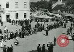 Image of Religious procession Croatia, 1942, second 46 stock footage video 65675020630