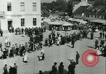 Image of Religious procession Croatia, 1942, second 48 stock footage video 65675020630