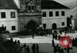 Image of Religious procession Croatia, 1942, second 51 stock footage video 65675020630