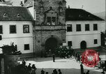 Image of Religious procession Croatia, 1942, second 52 stock footage video 65675020630