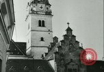 Image of Religious procession Croatia, 1942, second 56 stock footage video 65675020630