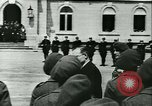 Image of Vichy Legion Tricolore troops Paris France, 1942, second 4 stock footage video 65675020635
