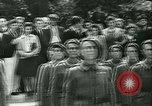 Image of Vichy Legion Tricolore troops Paris France, 1942, second 7 stock footage video 65675020635