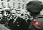 Image of Vichy Legion Tricolore troops Paris France, 1942, second 12 stock footage video 65675020635