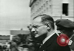 Image of Vichy Legion Tricolore troops Paris France, 1942, second 14 stock footage video 65675020635