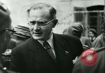 Image of Vichy Legion Tricolore troops Paris France, 1942, second 18 stock footage video 65675020635