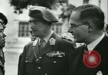 Image of Vichy Legion Tricolore troops Paris France, 1942, second 21 stock footage video 65675020635