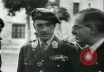 Image of Vichy Legion Tricolore troops Paris France, 1942, second 22 stock footage video 65675020635