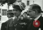 Image of Vichy Legion Tricolore troops Paris France, 1942, second 23 stock footage video 65675020635