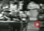 Image of Vichy Legion Tricolore troops Paris France, 1942, second 28 stock footage video 65675020635