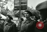 Image of Vichy Legion Tricolore troops Paris France, 1942, second 31 stock footage video 65675020635