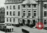 Image of Vichy Legion Tricolore troops Paris France, 1942, second 36 stock footage video 65675020635