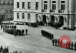 Image of Vichy Legion Tricolore troops Paris France, 1942, second 37 stock footage video 65675020635