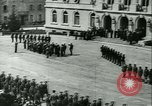 Image of Vichy Legion Tricolore troops Paris France, 1942, second 38 stock footage video 65675020635