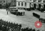Image of Vichy Legion Tricolore troops Paris France, 1942, second 39 stock footage video 65675020635