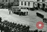 Image of Vichy Legion Tricolore troops Paris France, 1942, second 40 stock footage video 65675020635