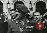 Image of Vichy Legion Tricolore troops Paris France, 1942, second 41 stock footage video 65675020635