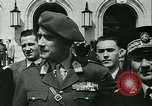 Image of Vichy Legion Tricolore troops Paris France, 1942, second 42 stock footage video 65675020635