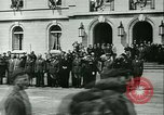 Image of Vichy Legion Tricolore troops Paris France, 1942, second 44 stock footage video 65675020635