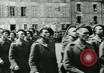 Image of Vichy Legion Tricolore troops Paris France, 1942, second 51 stock footage video 65675020635