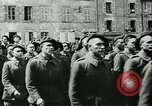 Image of Vichy Legion Tricolore troops Paris France, 1942, second 52 stock footage video 65675020635