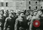 Image of Vichy Legion Tricolore troops Paris France, 1942, second 53 stock footage video 65675020635