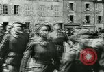 Image of Vichy Legion Tricolore troops Paris France, 1942, second 54 stock footage video 65675020635