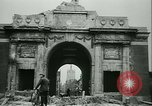 Image of Adolf Hitler visits troops Ypres Belgium, 1940, second 18 stock footage video 65675020642
