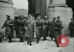Image of Adolf Hitler visits troops Ypres Belgium, 1940, second 20 stock footage video 65675020642