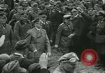 Image of Adolf Hitler visits troops Ypres Belgium, 1940, second 42 stock footage video 65675020642