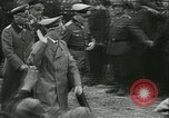 Image of Adolf Hitler visits troops Ypres Belgium, 1940, second 44 stock footage video 65675020642