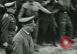 Image of Adolf Hitler visits troops Ypres Belgium, 1940, second 47 stock footage video 65675020642