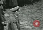 Image of Adolf Hitler visits troops Ypres Belgium, 1940, second 48 stock footage video 65675020642