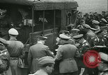 Image of Adolf Hitler visits troops Ypres Belgium, 1940, second 56 stock footage video 65675020642