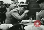 Image of Adolf Hitler visits troops Ypres Belgium, 1940, second 58 stock footage video 65675020642