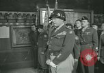 Image of General George S Patton Paris France, 1945, second 16 stock footage video 65675020651