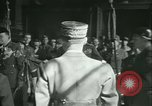 Image of General George S Patton Paris France, 1945, second 26 stock footage video 65675020651
