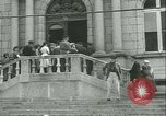Image of confiscated radios Bayeux Normandy France, 1945, second 9 stock footage video 65675020661