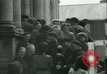 Image of confiscated radios Bayeux Normandy France, 1945, second 14 stock footage video 65675020661