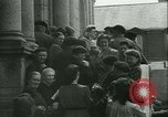 Image of confiscated radios Bayeux Normandy France, 1945, second 15 stock footage video 65675020661