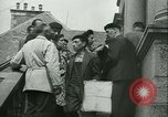 Image of confiscated radios Bayeux Normandy France, 1945, second 19 stock footage video 65675020661