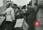 Image of confiscated radios Bayeux Normandy France, 1945, second 20 stock footage video 65675020661