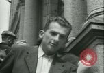 Image of confiscated radios Bayeux Normandy France, 1945, second 27 stock footage video 65675020661