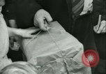 Image of confiscated radios Bayeux Normandy France, 1945, second 29 stock footage video 65675020661
