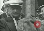 Image of confiscated radios Bayeux Normandy France, 1945, second 32 stock footage video 65675020661